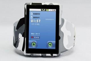 袖珍智能手機手錶
